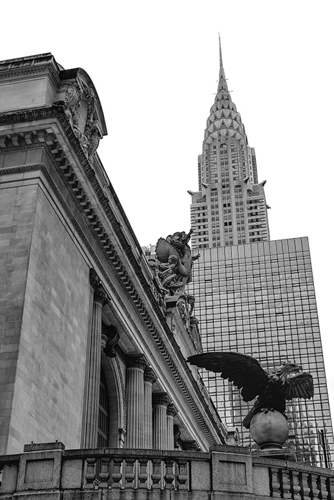 Perched On Grand Central