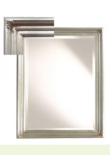 Constance Silver Mirror - 69X99CM