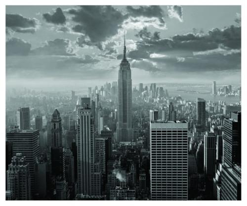 New York Skyline - Print on Canvas