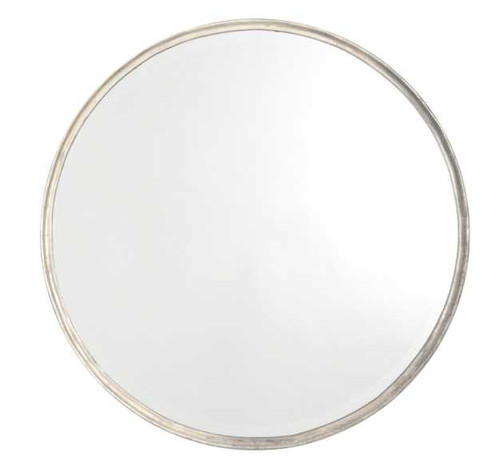 Print Decor | Simplicity Mirror in Silver