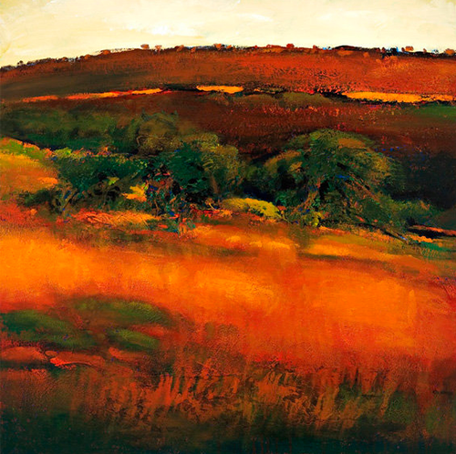 Rocky Landscape Impression | Jan Neil | Print Decor