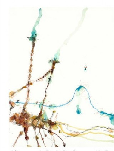 Giraffe and Balloons II | John Olsen | Print Decor