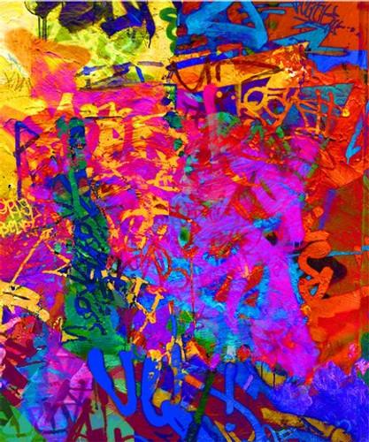 Jan Neil | Colour Riot  | Print Decor