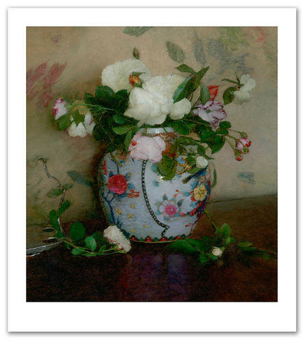 Print Decor | Paul Seaton | Chinese Vase | Artwork