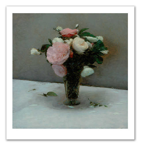 Print Decor | Old Roses  | Paul Seaton | Artwork