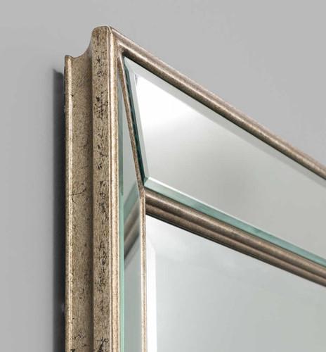 MODERN MIRROR | Tuscan Angled Mirror, detail | PRINT DECOR