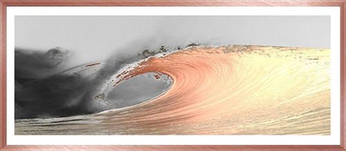 Framed Wave print | Print Decor, Melbourne