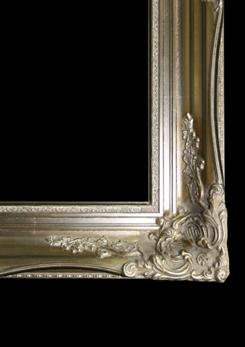 Empty Frame Imperial  - Silver