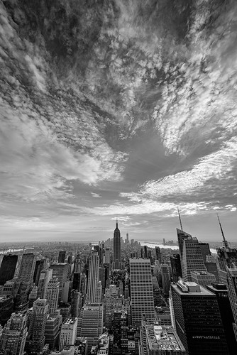 Photography | Top of The Rock | Nick Psomiadis