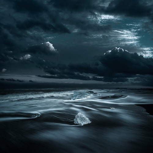 Photography  | Oceanic Nightfall | Nick Psomiadis