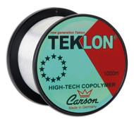 CARSON NYLON TEKLON MONOFILAMENT SPOOL MT.100 D.0,50