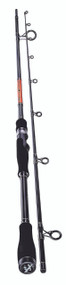 SPORTEX BR2413 Black Pearl- High Quality Carbon Spinning Rods