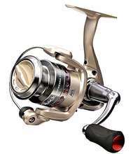 DAM Quick IMPRESSA PRO 440 FD- High Quality Front Drag Spinning Reel