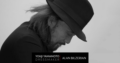 Alan Bilzerian and 'Yohji Yamamoto   Dressmaker'