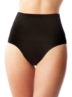 Seamless Slimming Panty Black