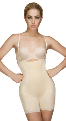 Latex Body Shaper 504 Front