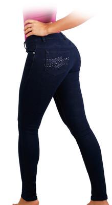 Navy Skinny Jeans 3961