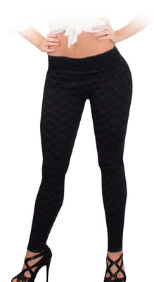 Winter Leggins - Black