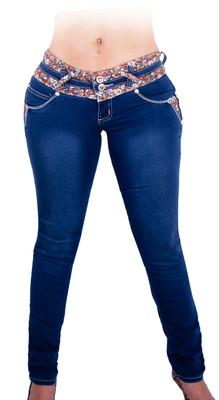 Jeans Flower 506