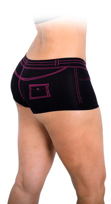 Ladies Seamless Boyshorts