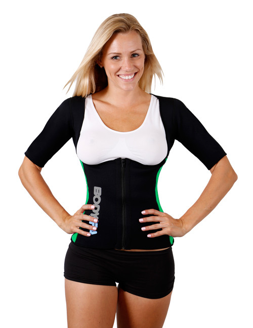 New Body Spa Extreme Suit Vest with SLEEVES