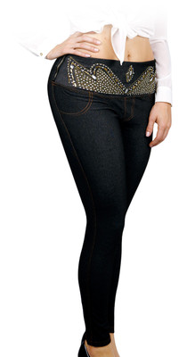 New Winter Jean Leggings - Tina