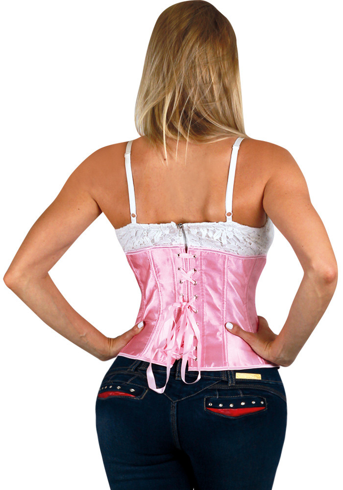 Corset - Pink Underbust
