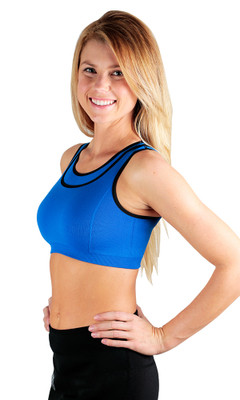 Sports Bra Double layer  for Exercise GYM Sport Aerobic Workout Yoga Fitness