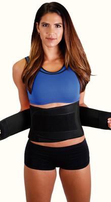 Body Spa Sauna Sweat Belt  waist trainer  trimmer Weight loss workout waist Sweatband