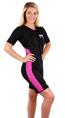 Body Spa Sauna Suit Neoprene Weight Loss waist  muffin top control