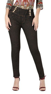 Minerva Jeans-Lupe-Brown