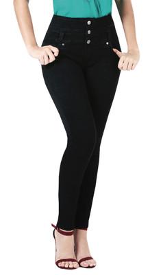 Minerva Jeans-Rosa-Black