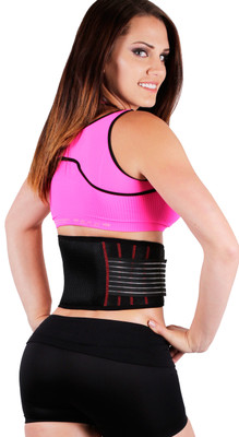 Body Spa Thermogenic Waist Trainer Hot Belt-360° Sauna sweat band  for weight loss