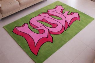 Alba Design Studio Love 180x120cm