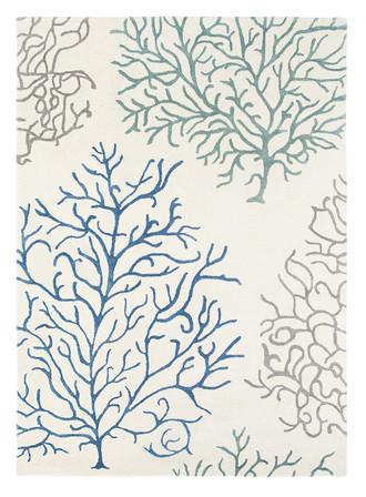 Sanderson Coral 46308