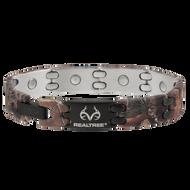 Sabona Realtree Camo Black Sport Magnetic Bracelet