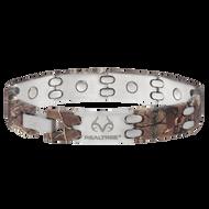 Sabona Realtree Camo Stainless Sport Magnetic Bracelet
