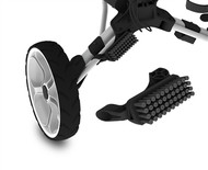 Clicgear Model 8.0 Shoe Brush