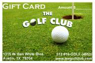 The Golf Club Gift Card