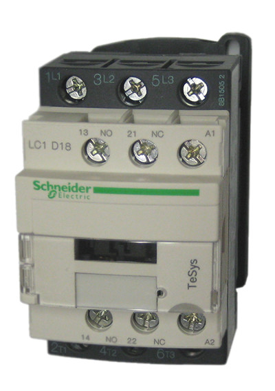 schneider electric   telemecanique lc1d18bd iec 3 pole  32