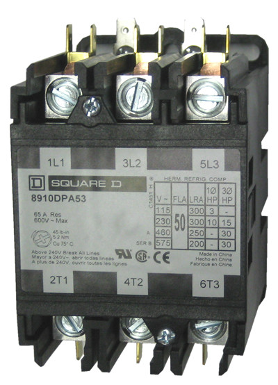 8910DPA53_01.1__75241.1477510141.1280.1280?c=2 square d 8910dpa53 3 pole definite purpose contactor by schneider square d 8910 dpa 43 wiring diagram at eliteediting.co