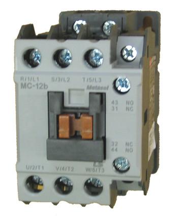 ls mc contactors from 9a 100a rh kentstore com Contactor Relay Wiring Diagram Electrical Contactor Wiring Diagram