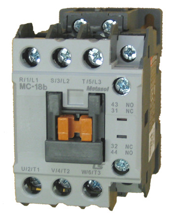MC 18B__14338.1490819644.1280.1280?c=2 ls mc 18b metasol 3 pole, 18 amp contactor with a 24vac coil and 1 ls contactor wiring diagram at edmiracle.co