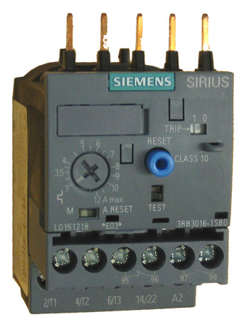 siemens 3rb3016 1sb0 solid state overload relay rh kentstore com