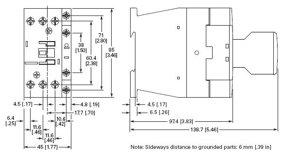 moeller contactor wiring diagram 32 wiring diagram images wiring rh highcare asia Klockner Moeller LS6 Klockner Moeller Switches