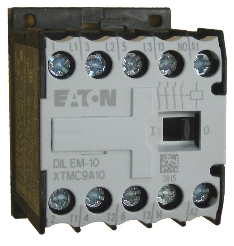 Moeller dilem amp volt miniature contactor