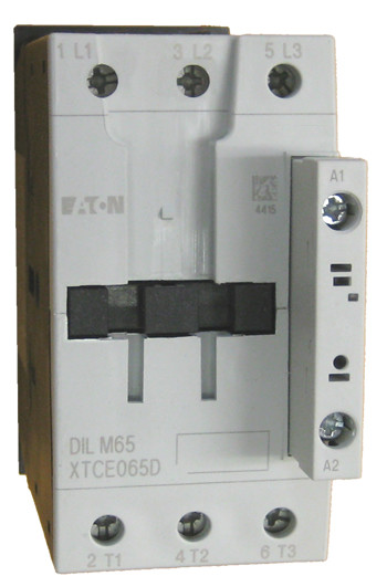 Dilm65  Klockner Moeller Contactor With An Ac Coil