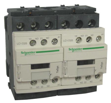 square d   telemecanique lc2d25g7 reversing contactor telemecanique contactor telemecanique contactor telemecanique contactor telemecanique contactor