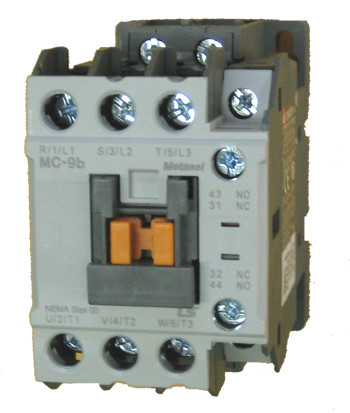 Ls mc 9b metasol 3 pole 9 amp contactor with a 120vac coil and 1 image 1 asfbconference2016 Choice Image