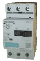 Siemens 3RV1011-1BA10 Manual Motor Protector